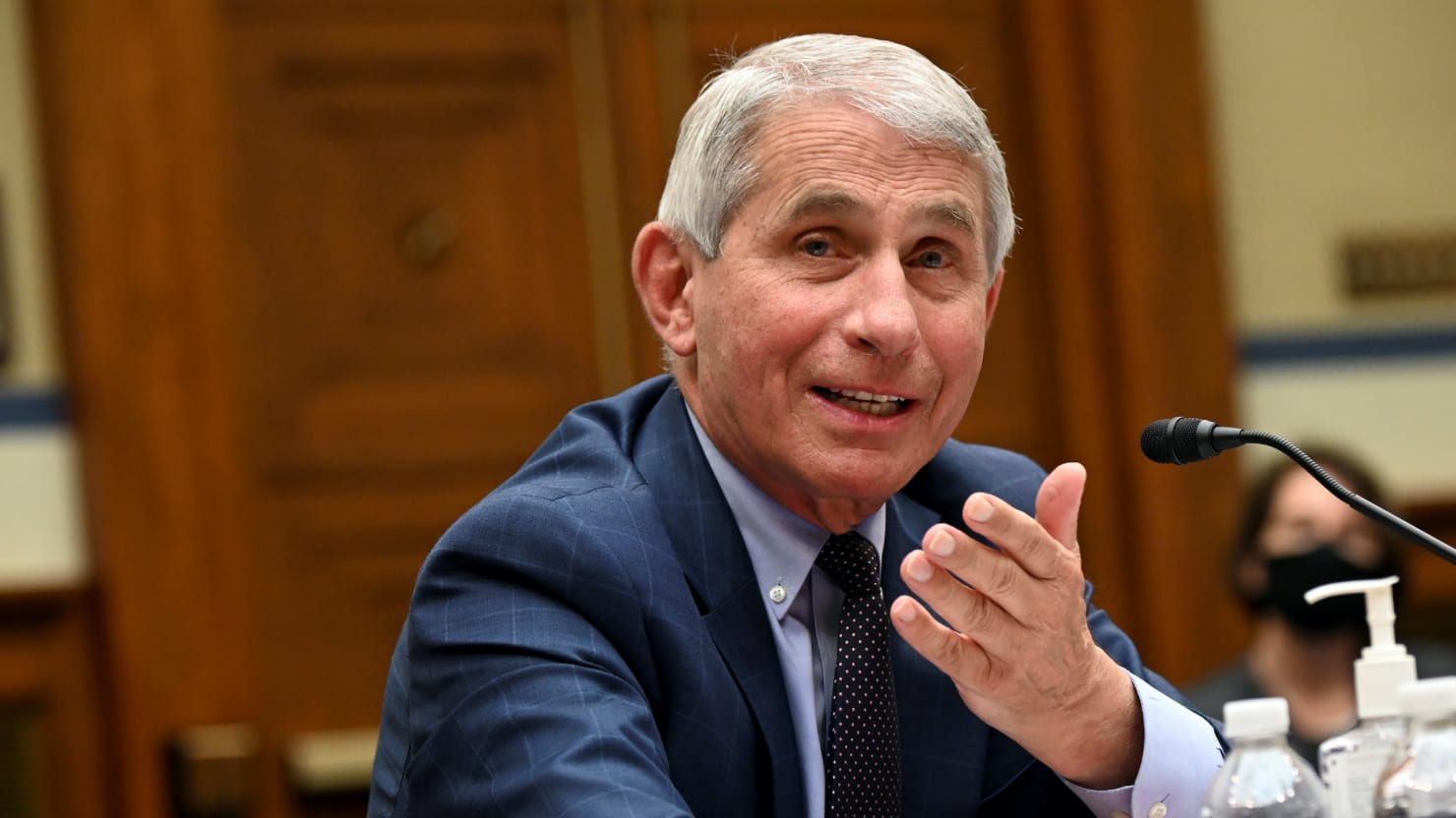 President Trump Lashes Out at Dr. Fauci for Explaining Science