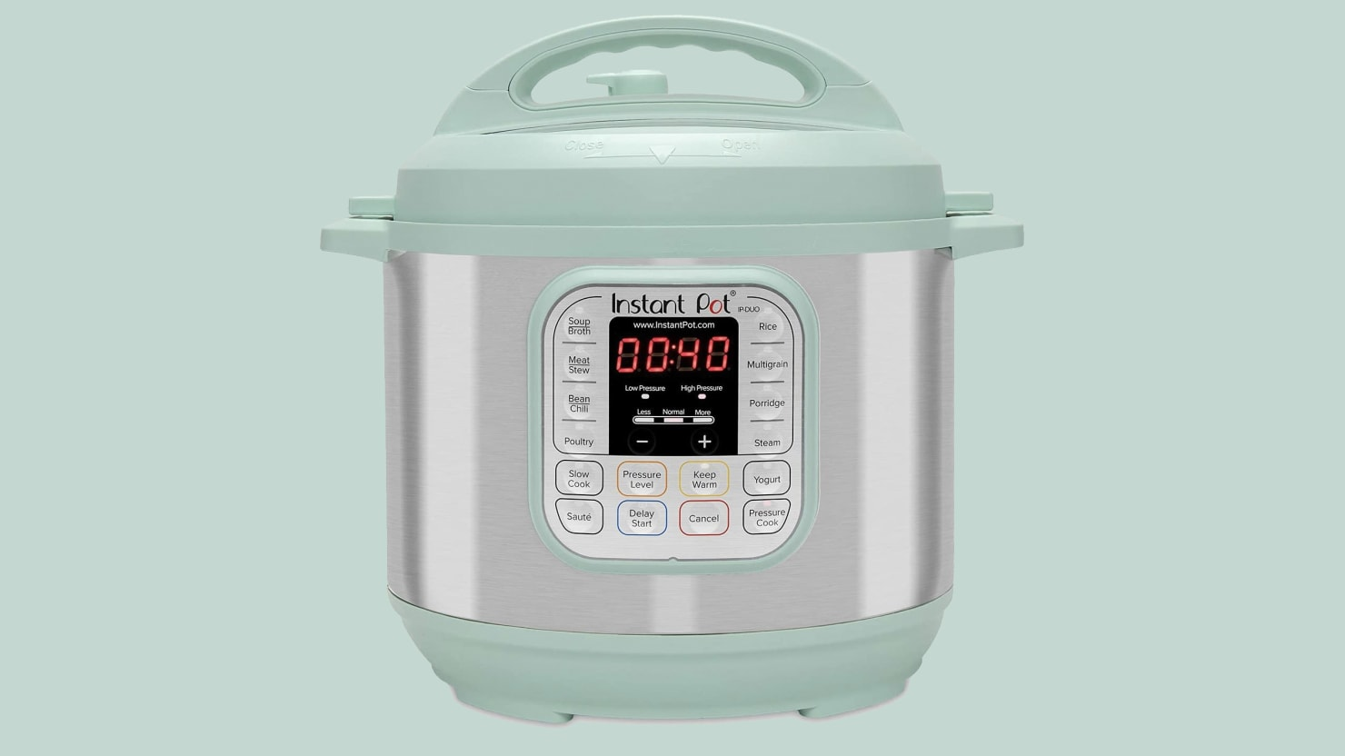 Get Ready For Soup Weather With a Discounted Instant Pot