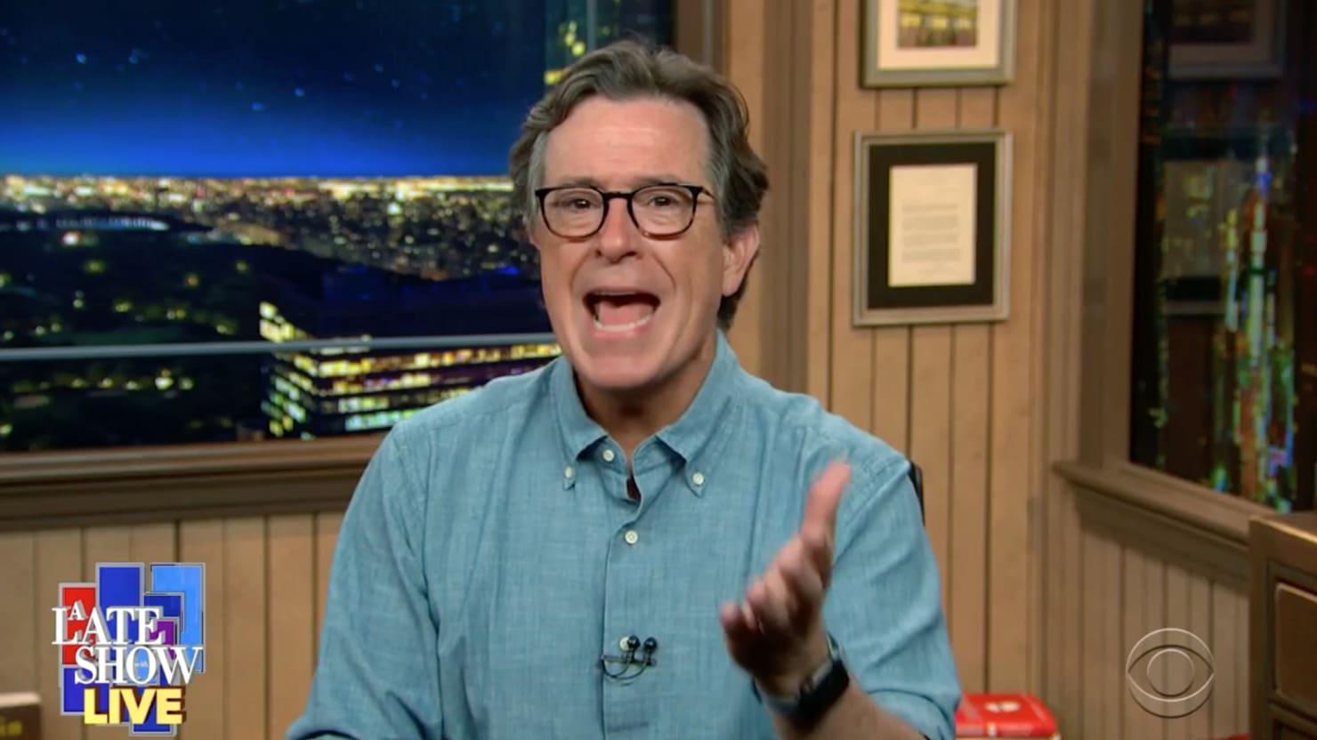 Stephen Colbert Exposes Ivanka Trump's Biggest RNC Lies