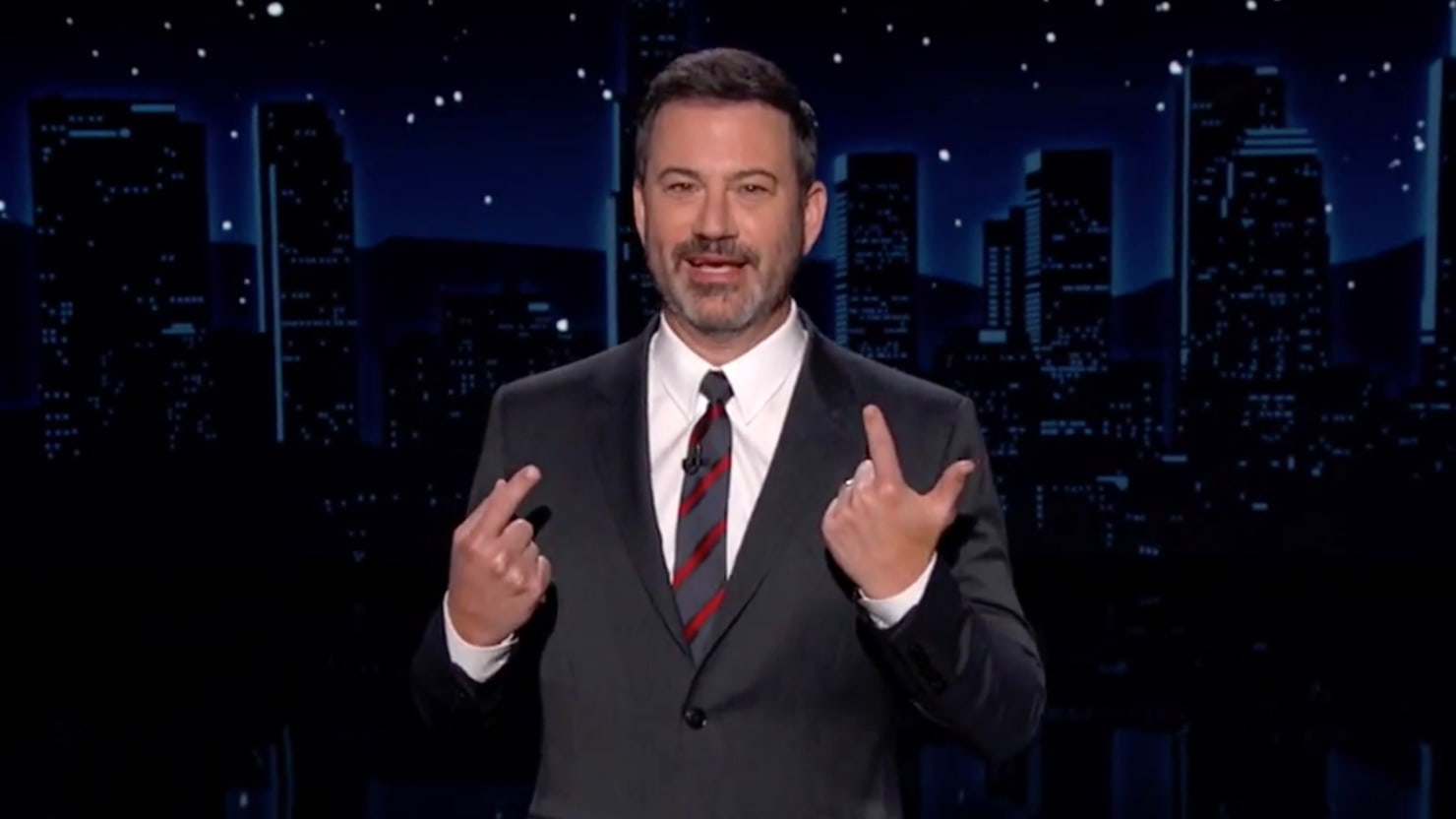 Jimmy Kimmel Reveals the Real Reason GOP 'Can't Wait' on SCOTUS Seat