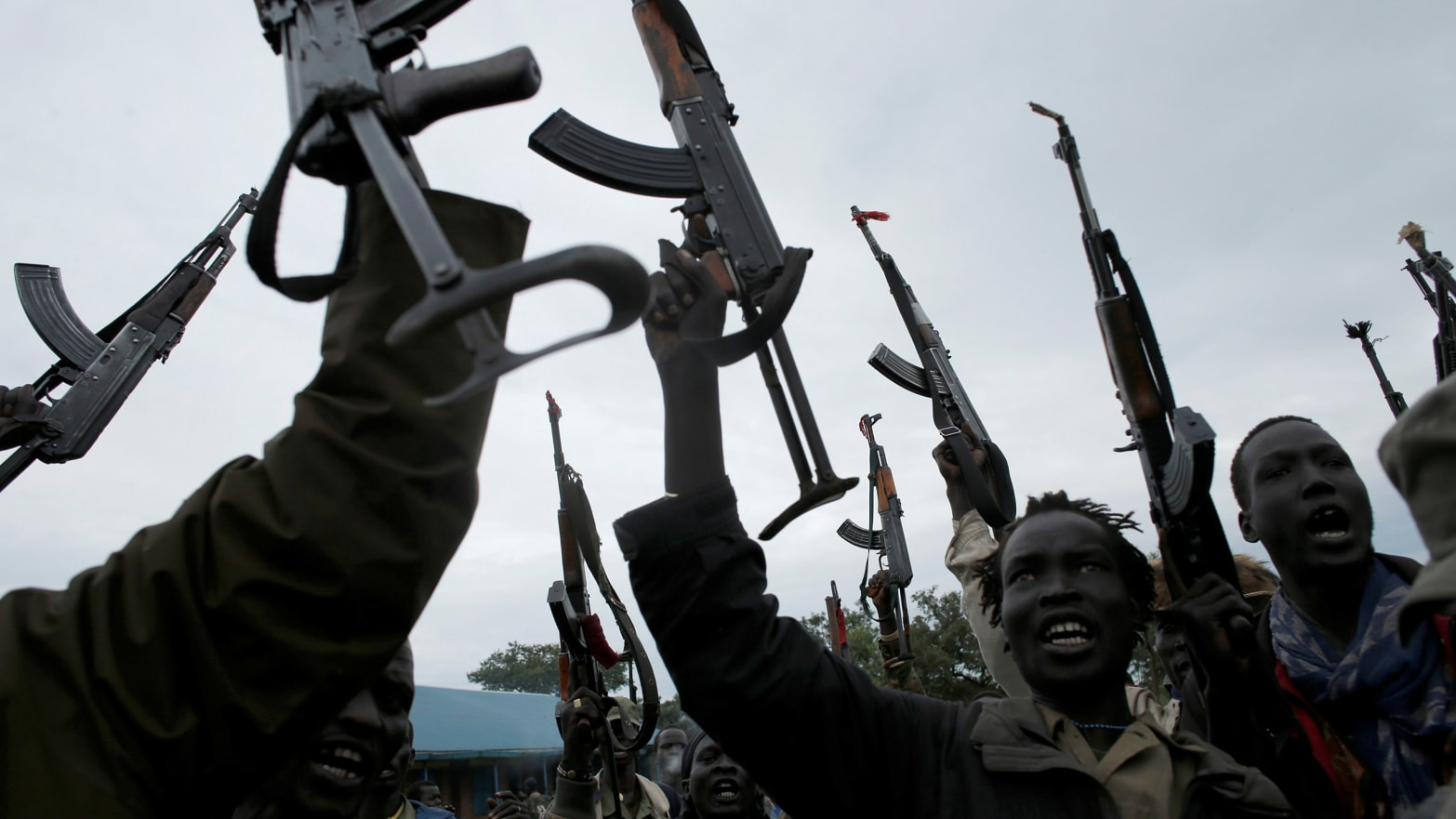The Spies Helping Push South Sudan to Genocide