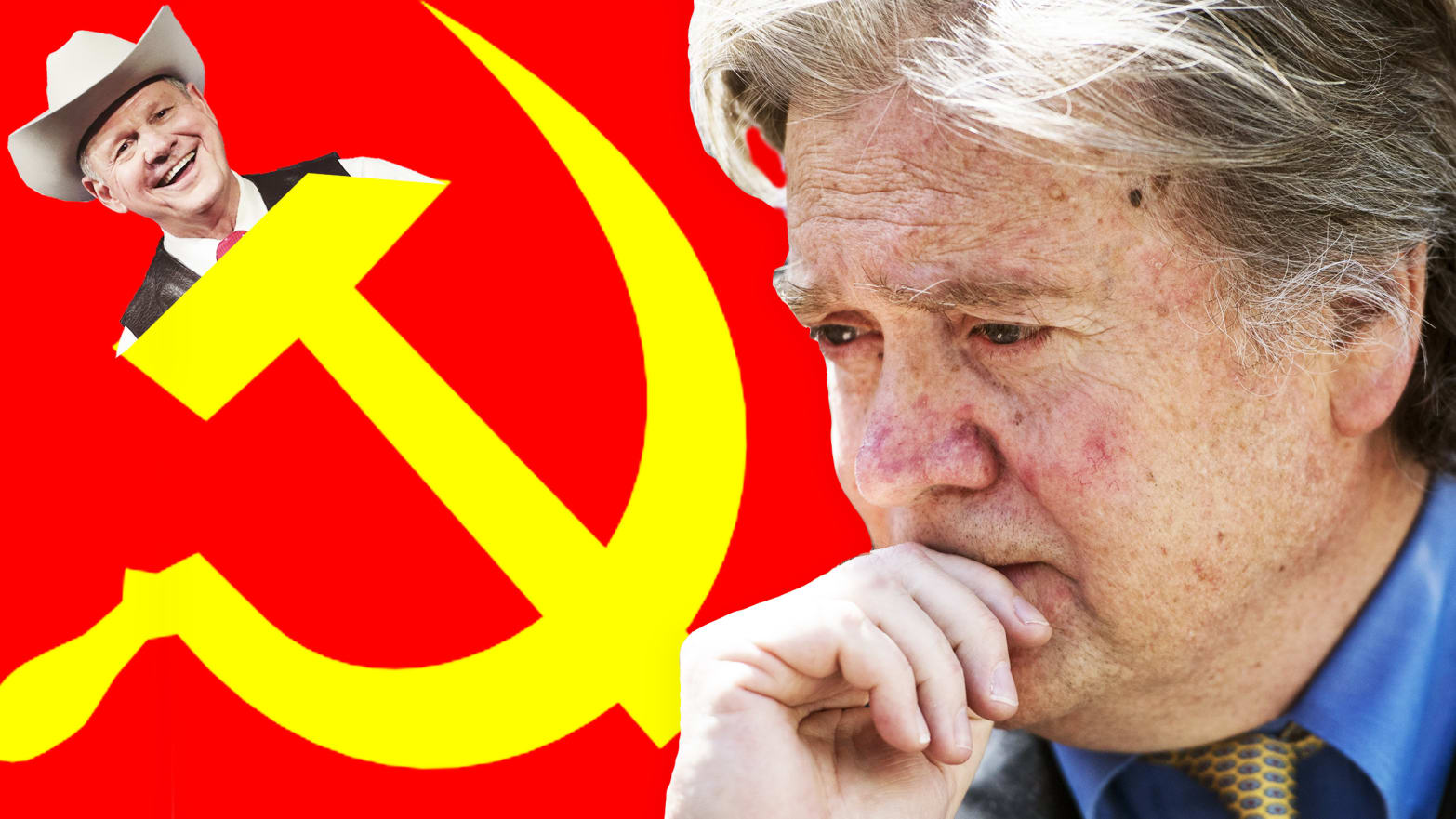 Steve Bannon Is Winning With the Old Communist Party Playbook