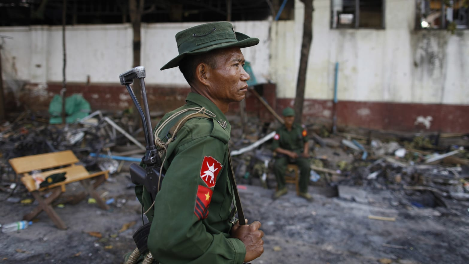 Exclusive: The Secret Talk Burma's Generals Didn't Want You to Hear