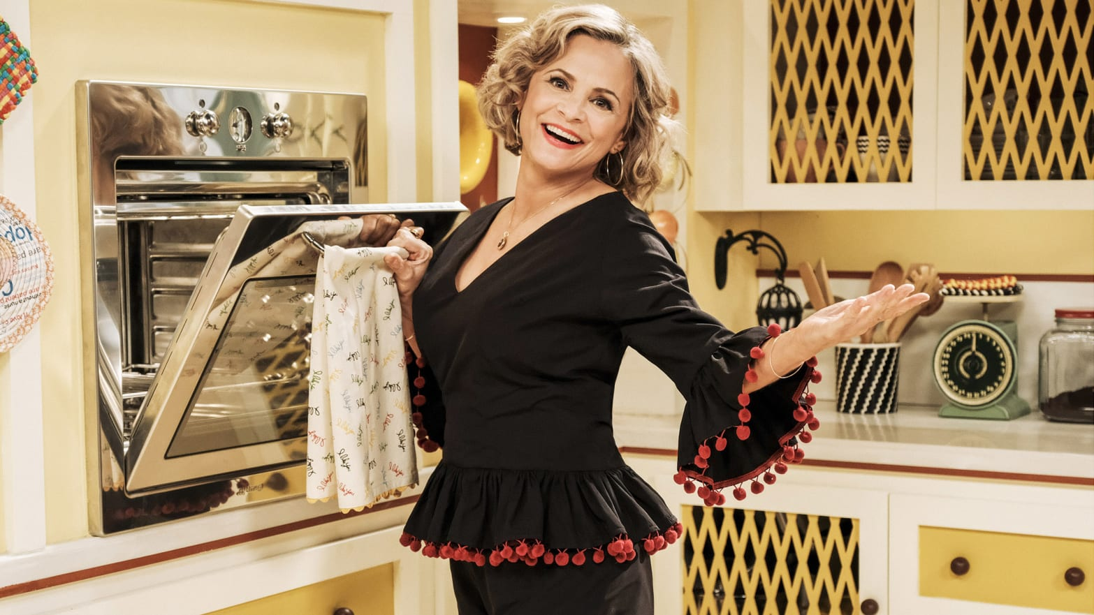 Amy Sedaris Kimmy Schmidt amy sedaris: the demented martha stewart we need right now