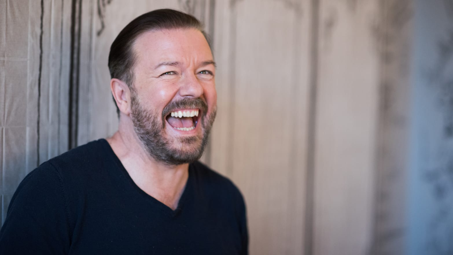 Ricky Gervais's Plea for Humanity: 'We've Got to End This Madness'