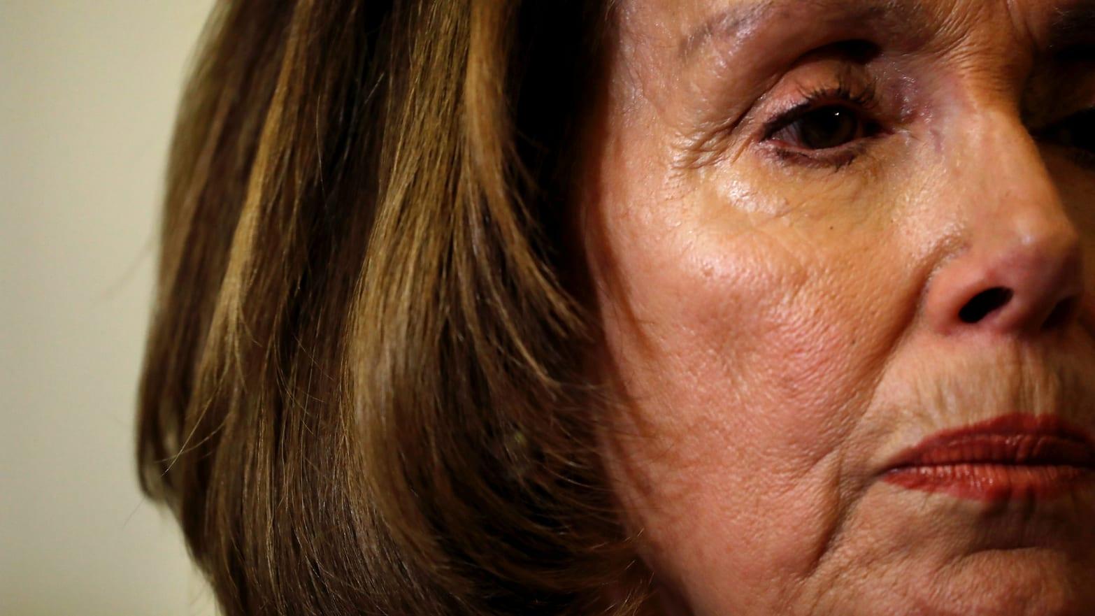 Image result for Nancy Pelosi train wreck