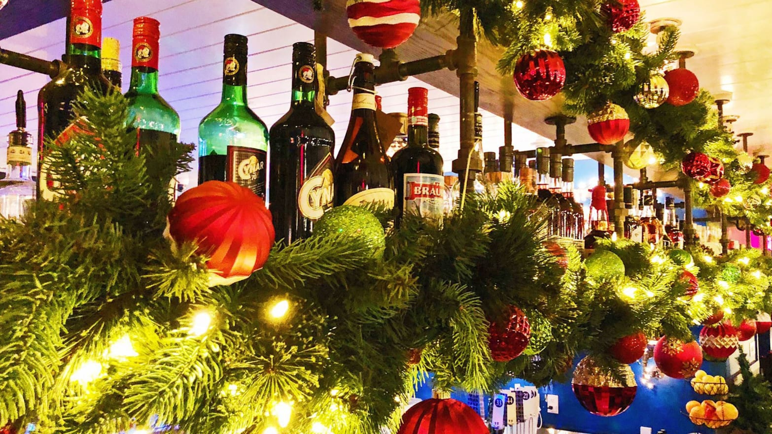 Dc Christmas Bar.These Restaurants Bars Take The Holidays Very Seriously
