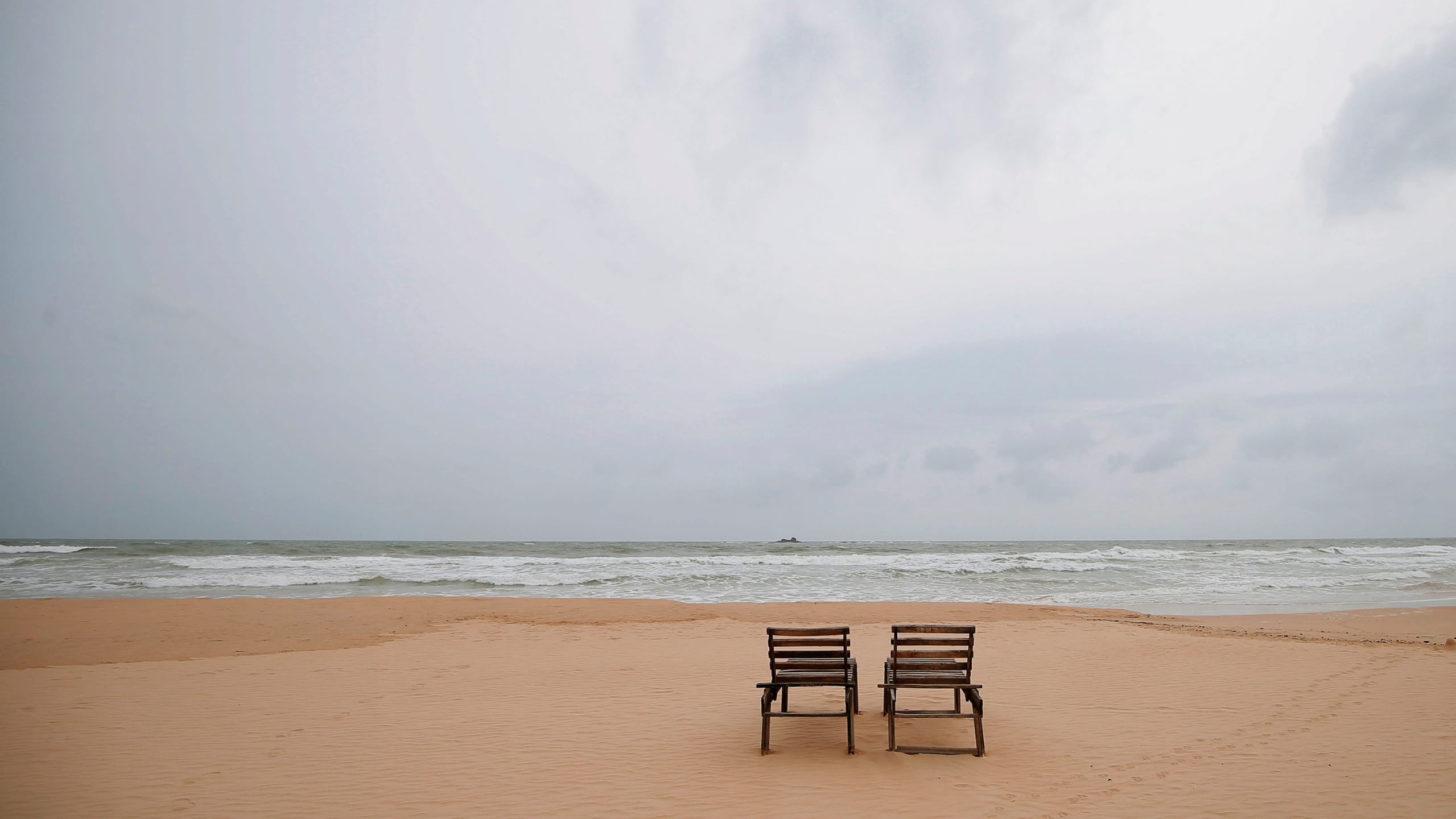 Sri Lanka Was One of the World's Hottest Destinations. Now It's Eerily Empty.