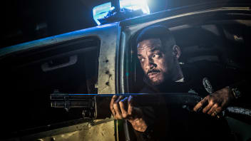 Will Smith stars in Netflix's 'Bright,' directed by David Ayer and written by Max Landis.