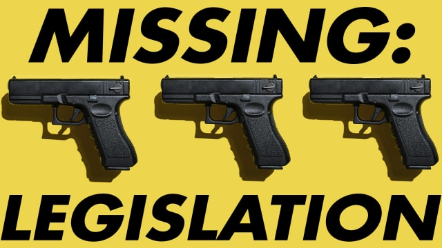 Three Weeks After Las Vegas, Legislation to Ban Bump Stocks Has Stalled Out In Congress