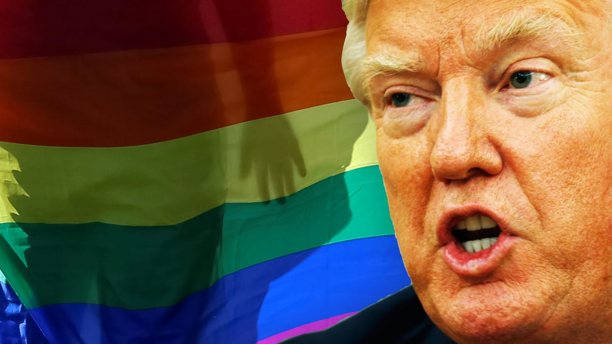 How the 'Trump Effect' Is Endangering LGBT People Worldwide