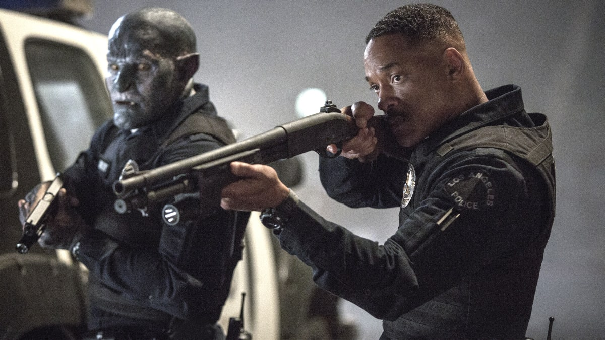 Netflix's 'Bright' Is a $90 Million Steaming Pile of Orc Sh*t