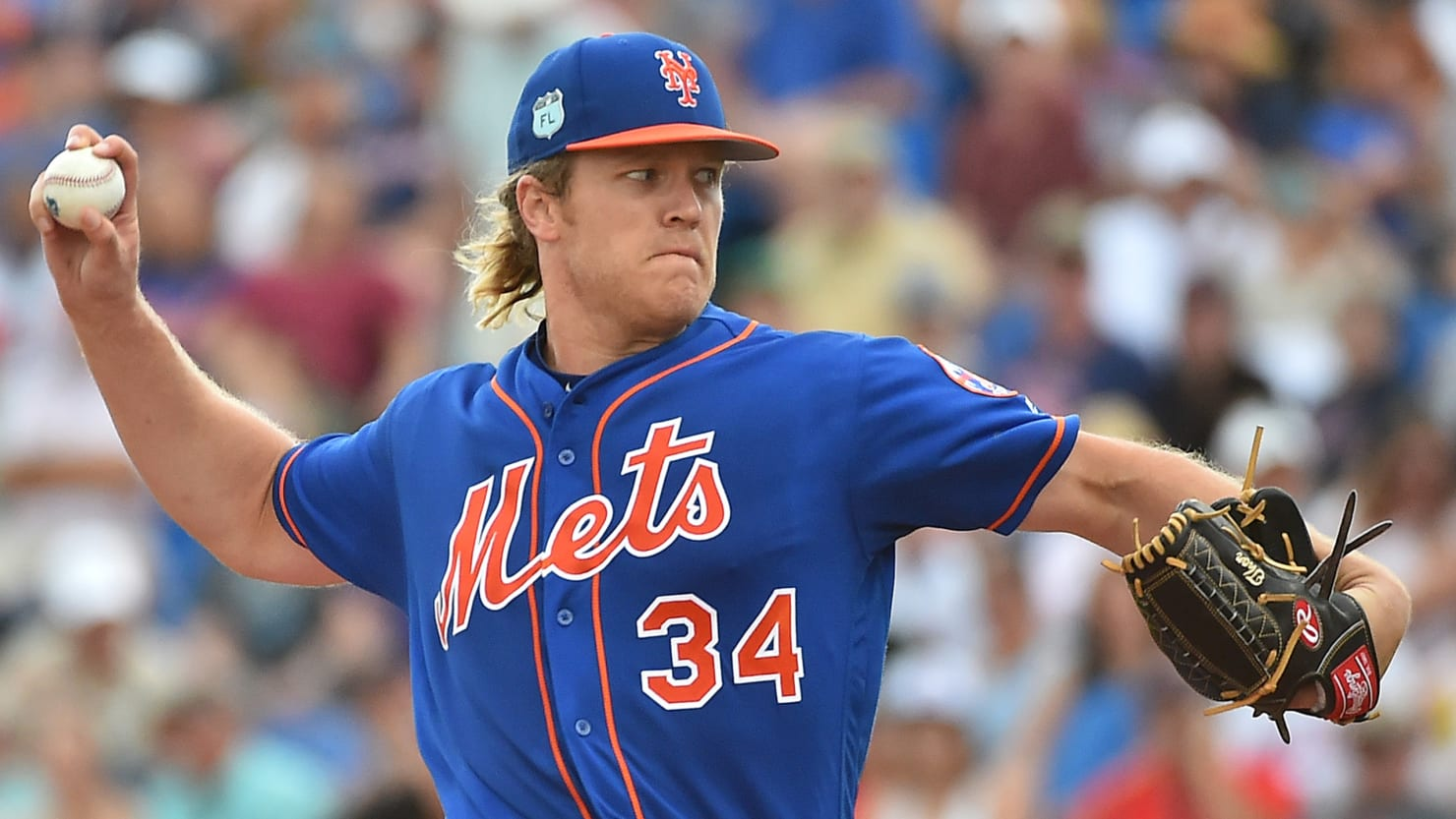 All-Star Pitcher Noah Syndergaard's Kryptonite