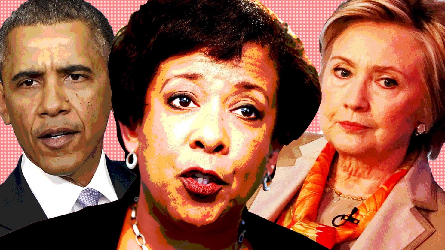 Резултат с изображение за OBAMA'S CROOKED AG Loretta Lynch