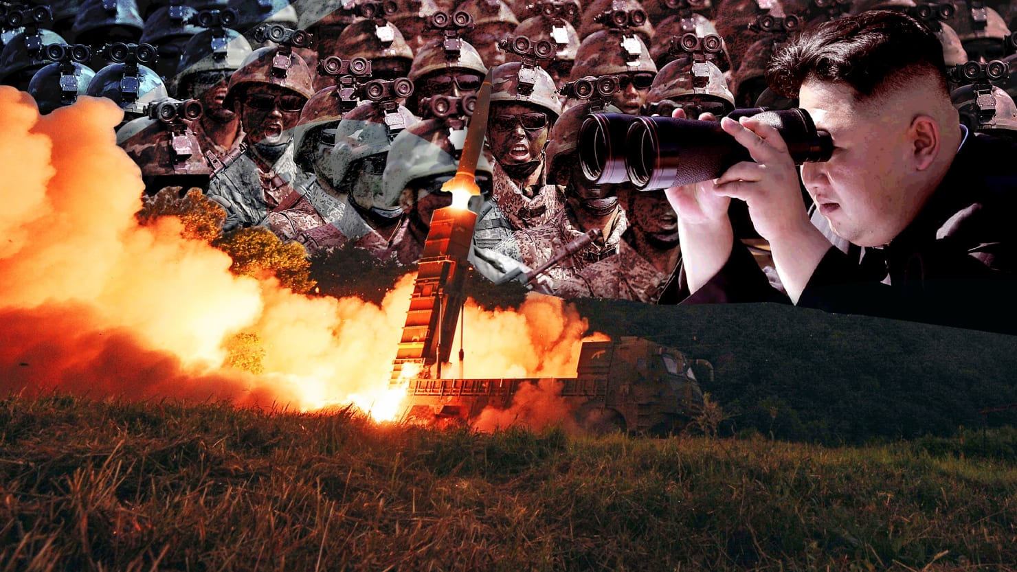 War With North Korea Starts to Look Inevitable