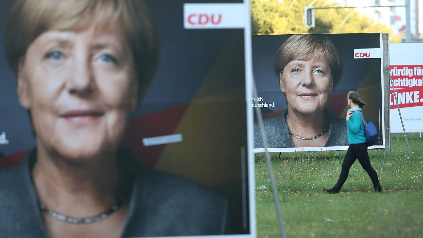 Here are Just a Few of Russia's Dirty Tricks Going Into Germany's Elections