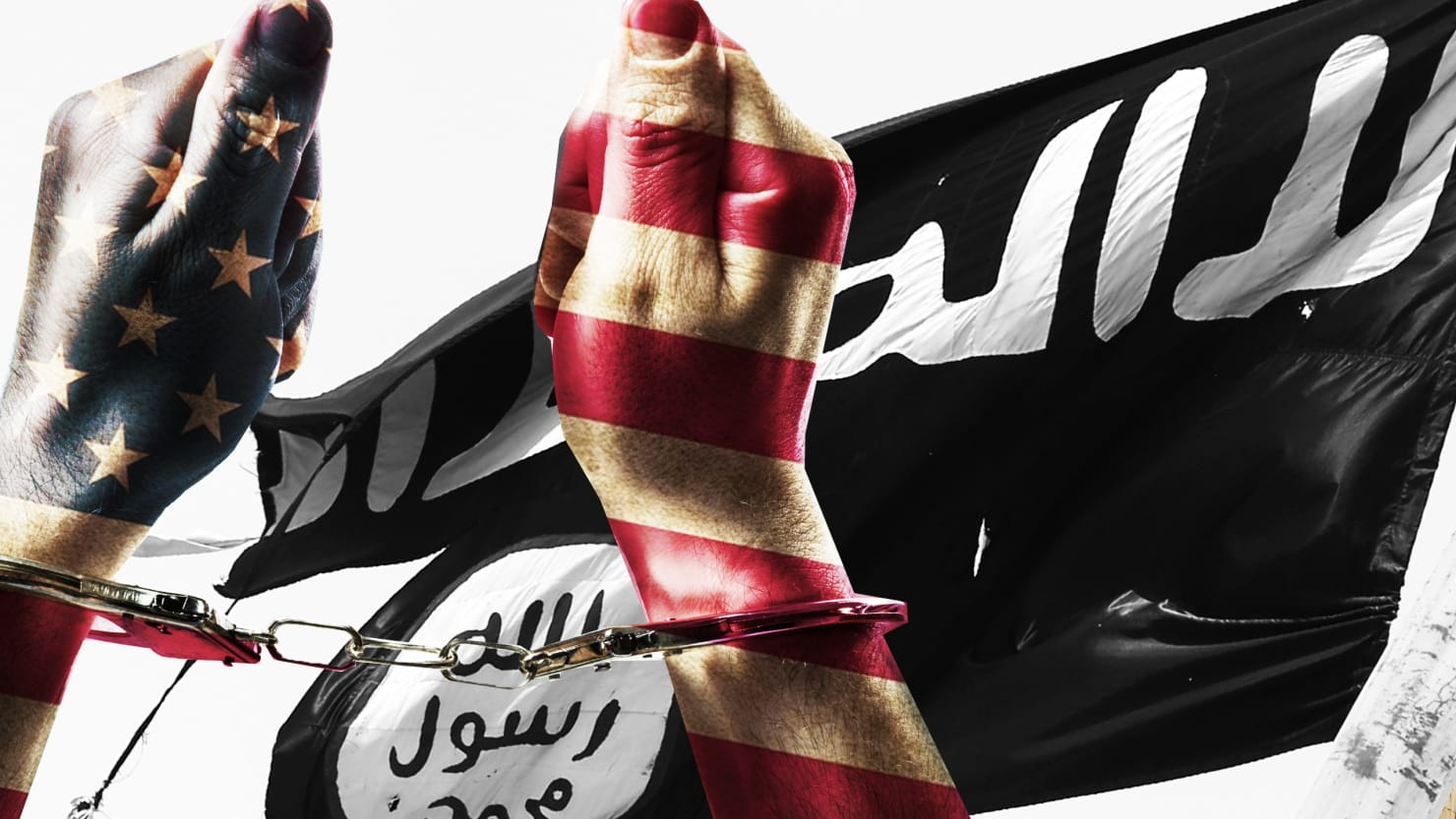 A Captured American ISIS Fighter Could Undermine the Whole War