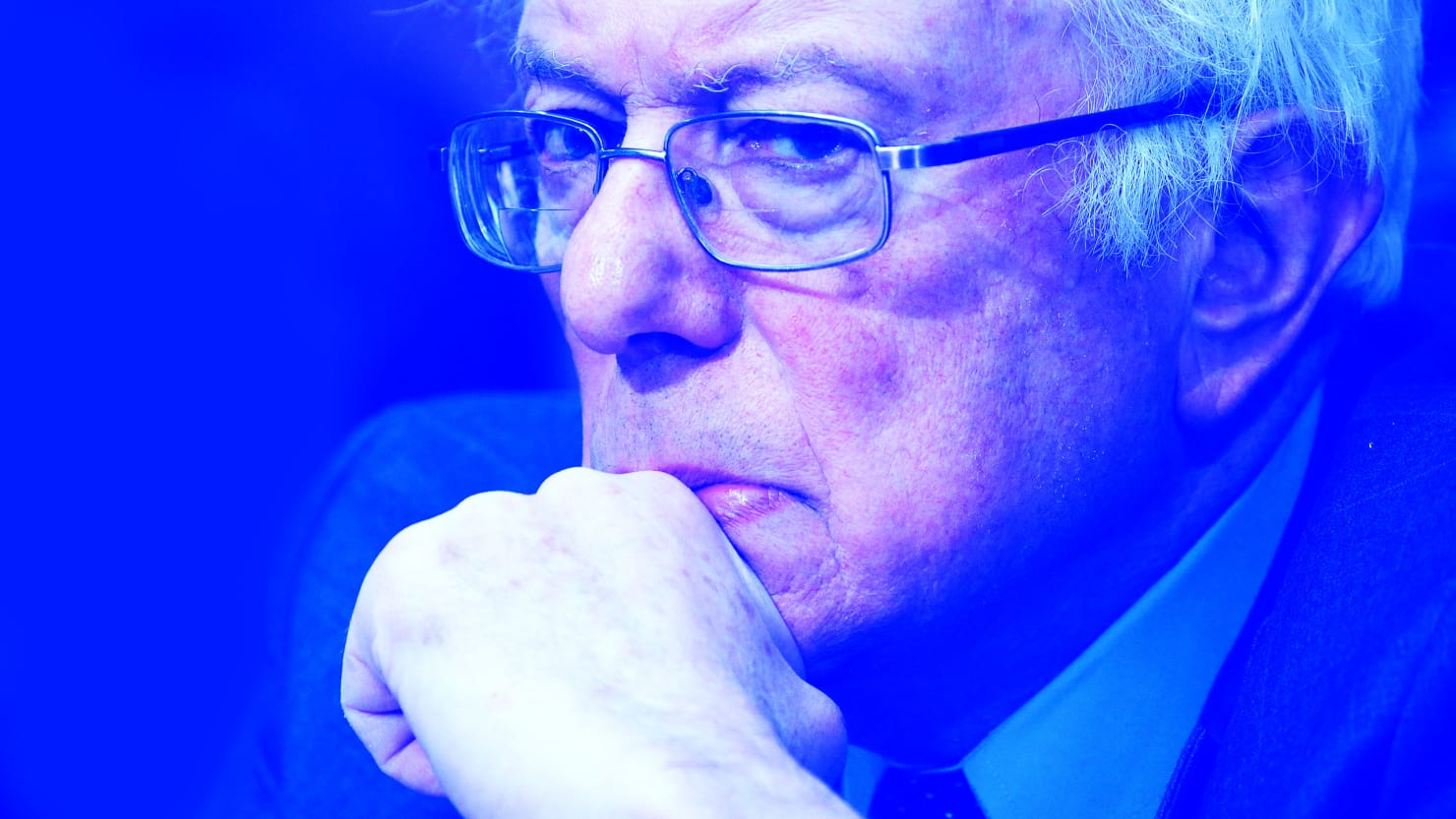 Bernie Sanders: The War on Terror 'Has Been a Disaster for the American People'