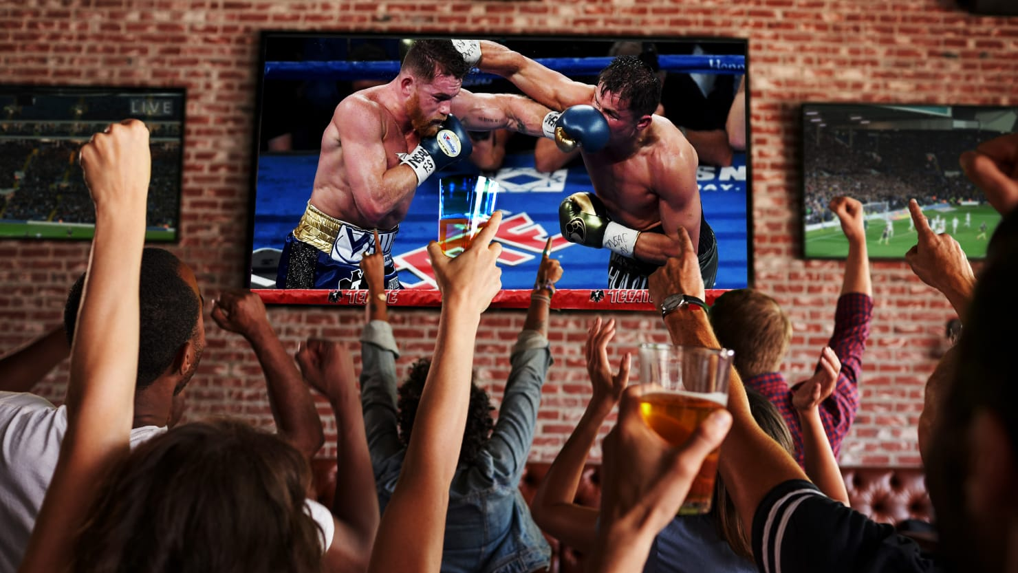 Pay-Per-View Party Crackdowns Target Latino Bars