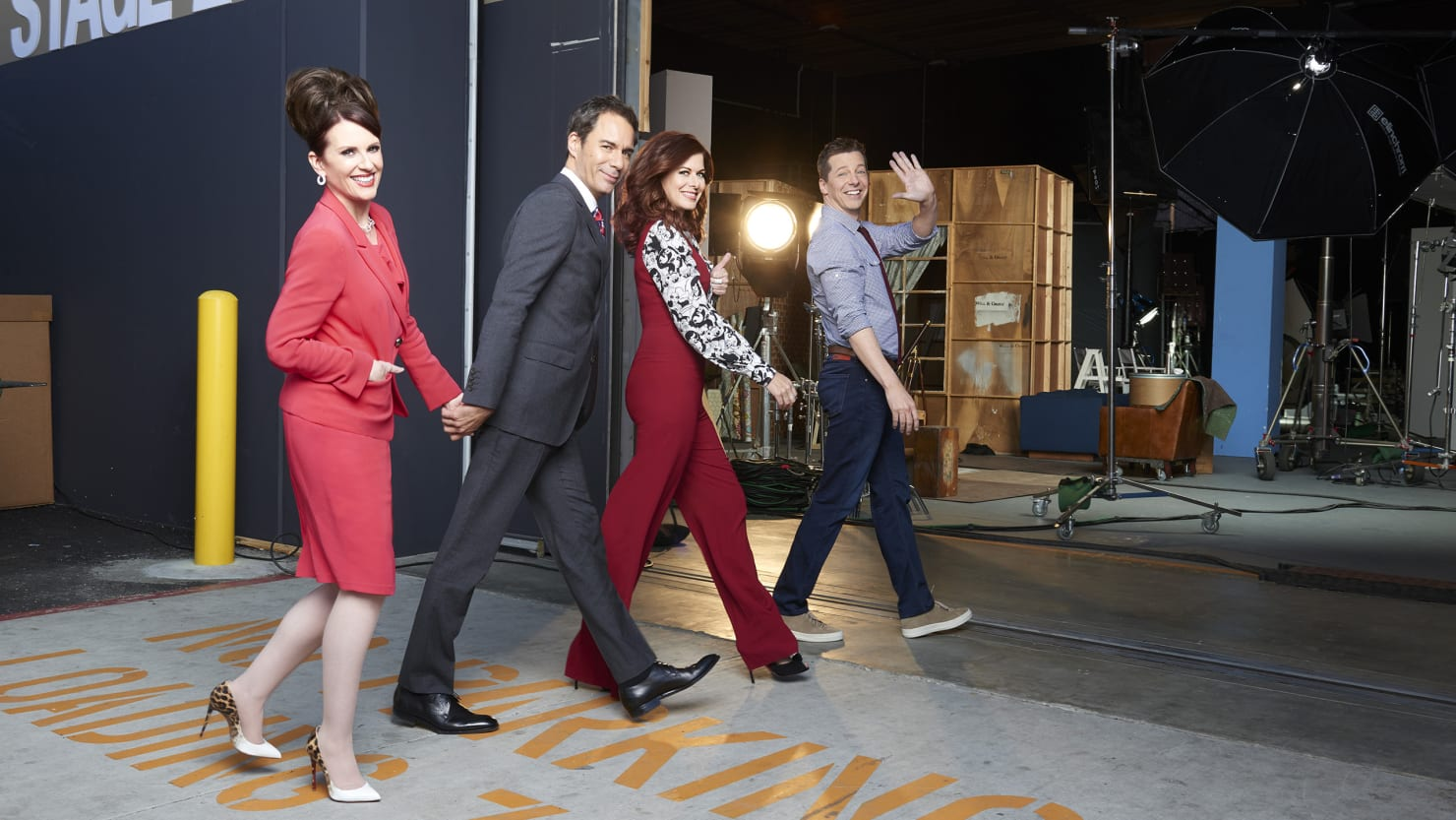 Why Will and Grace's Big Gay Success Story Was So Unlikely