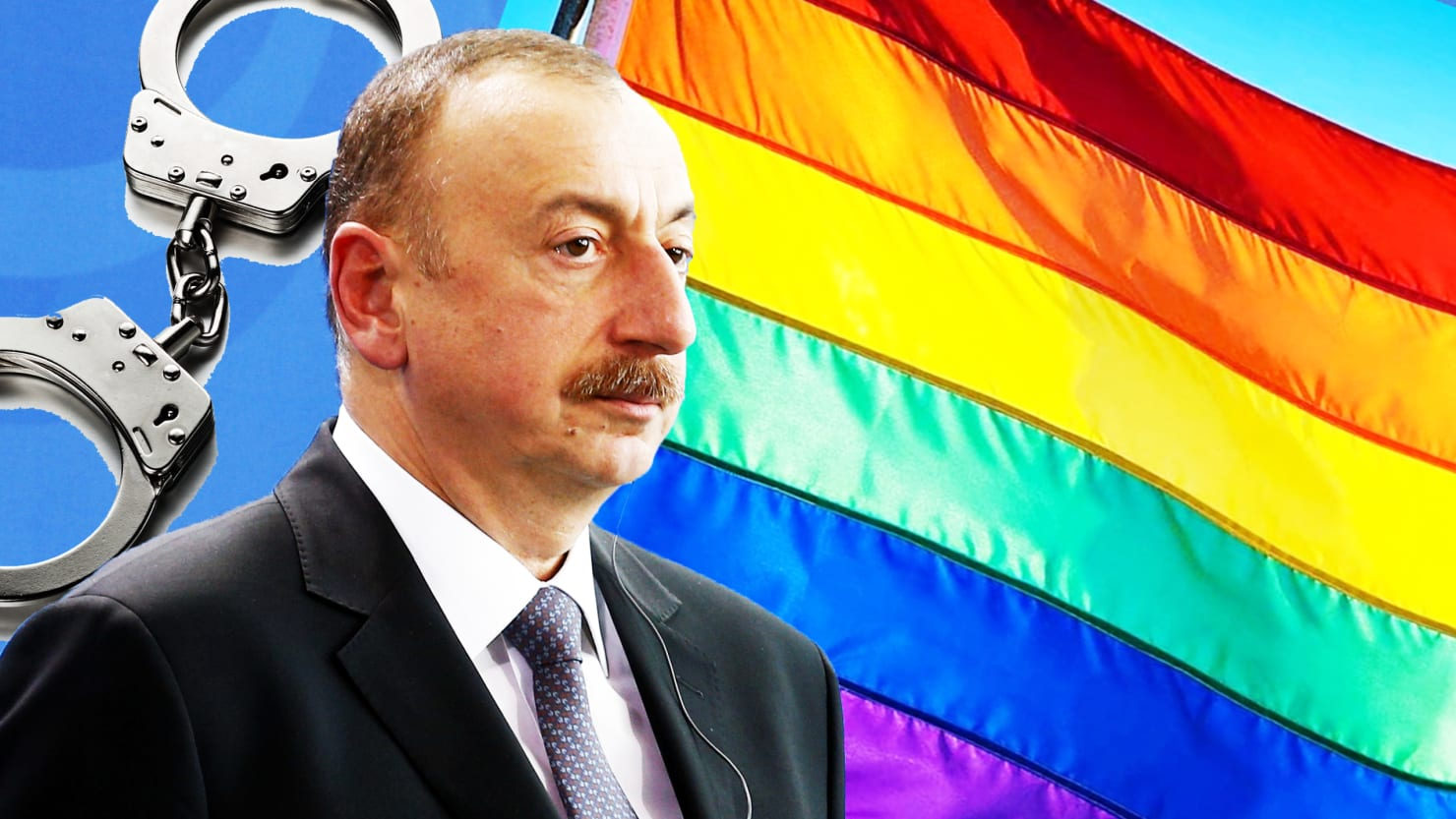 Inside the Frightening LGBTQ Crackdown in Azerbaijan