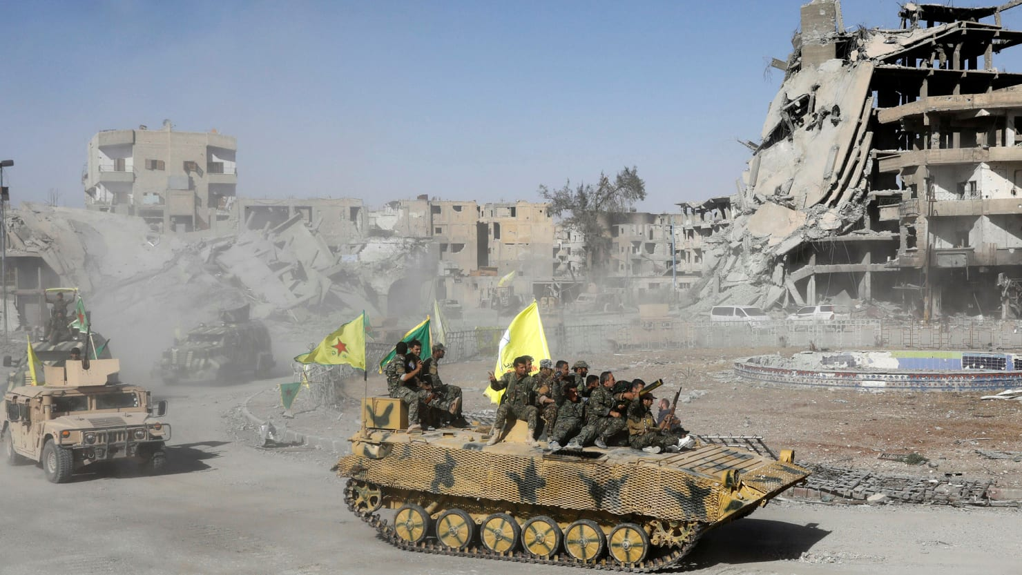 Capital City Auto >> In the Rubble of Raqqa, Victory Over ISIS, But an Uncertain Future for the City