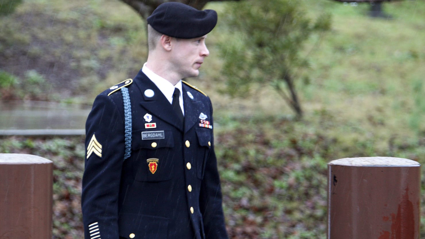 Why The Army Can't Forgive Bowe Bergdahl and May Lock Him Up for Life