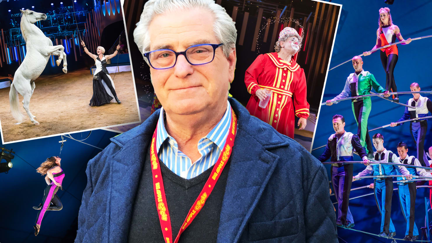 Can This Trapeze Artist Turned Spinal Surgeon Save The Circus?