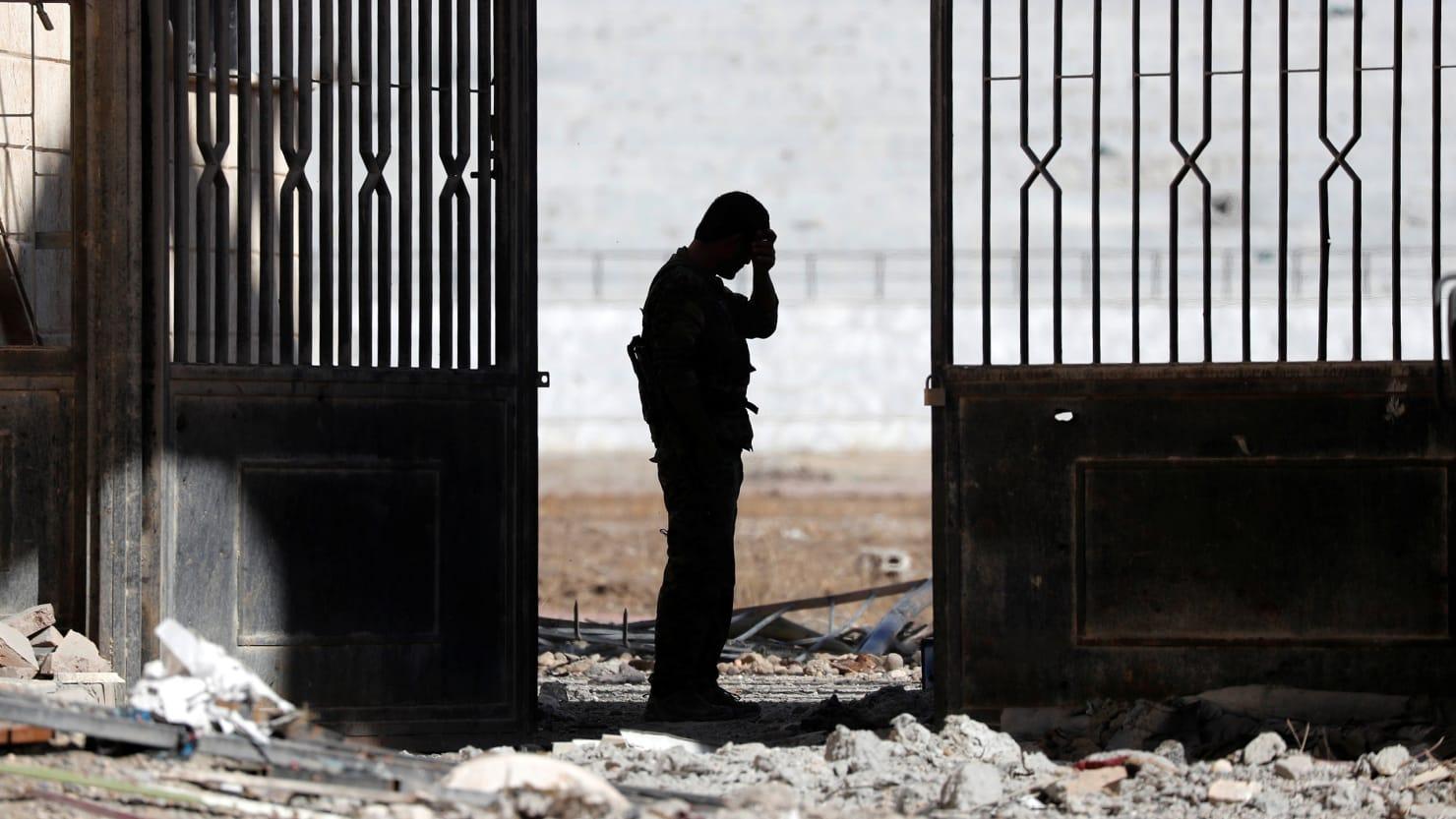 Secrets of the Black Stadium: In Raqqa, Inside ISIS' House of Horror