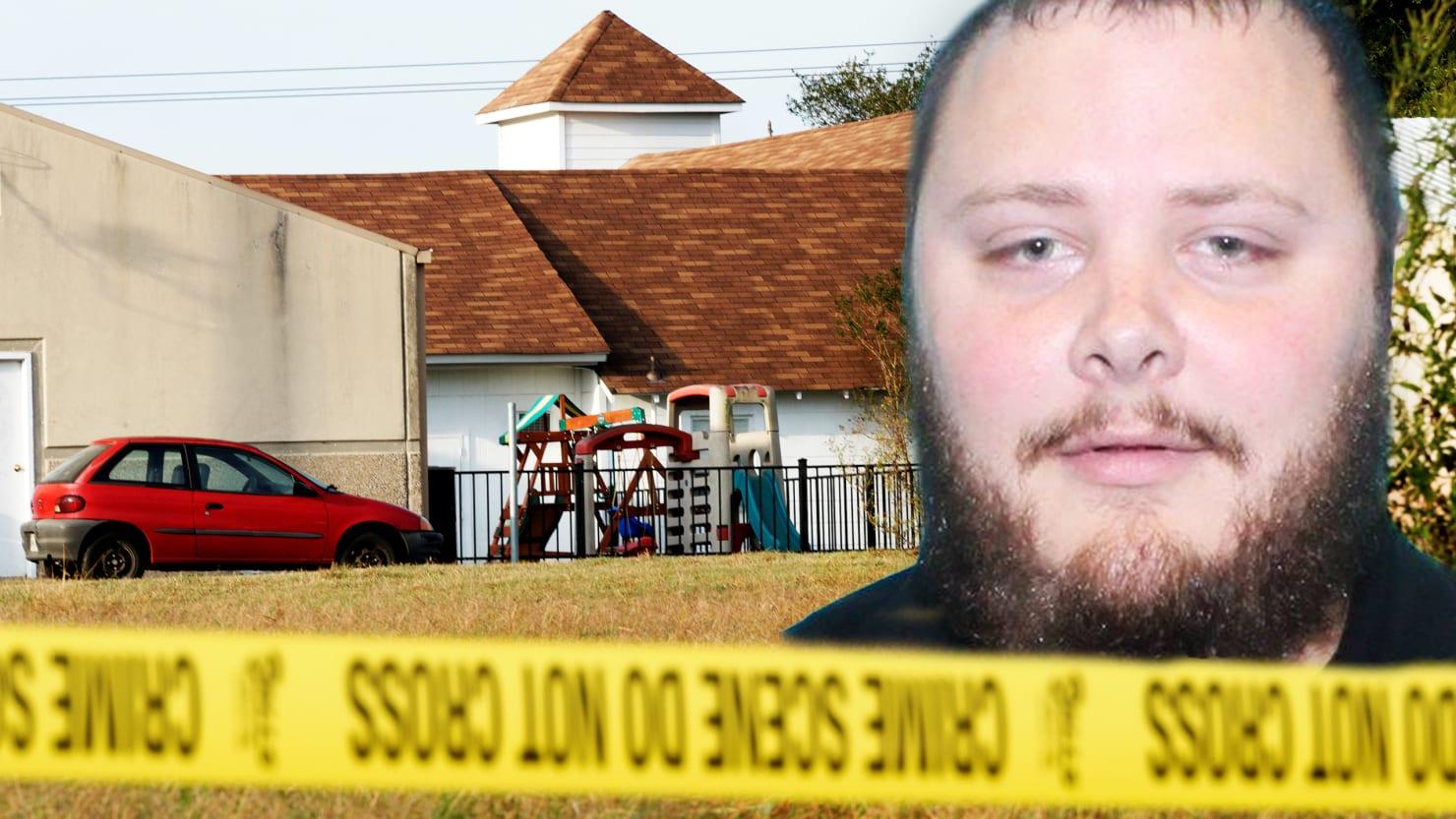 Texas Church Gunman Walked Up And Down Aisles Shooting As