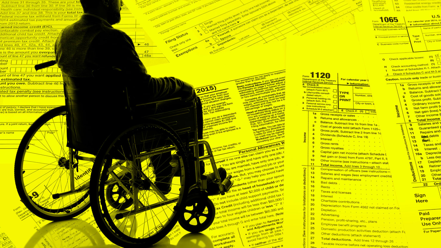 the gop u2019s tax bill is a war on disabled people