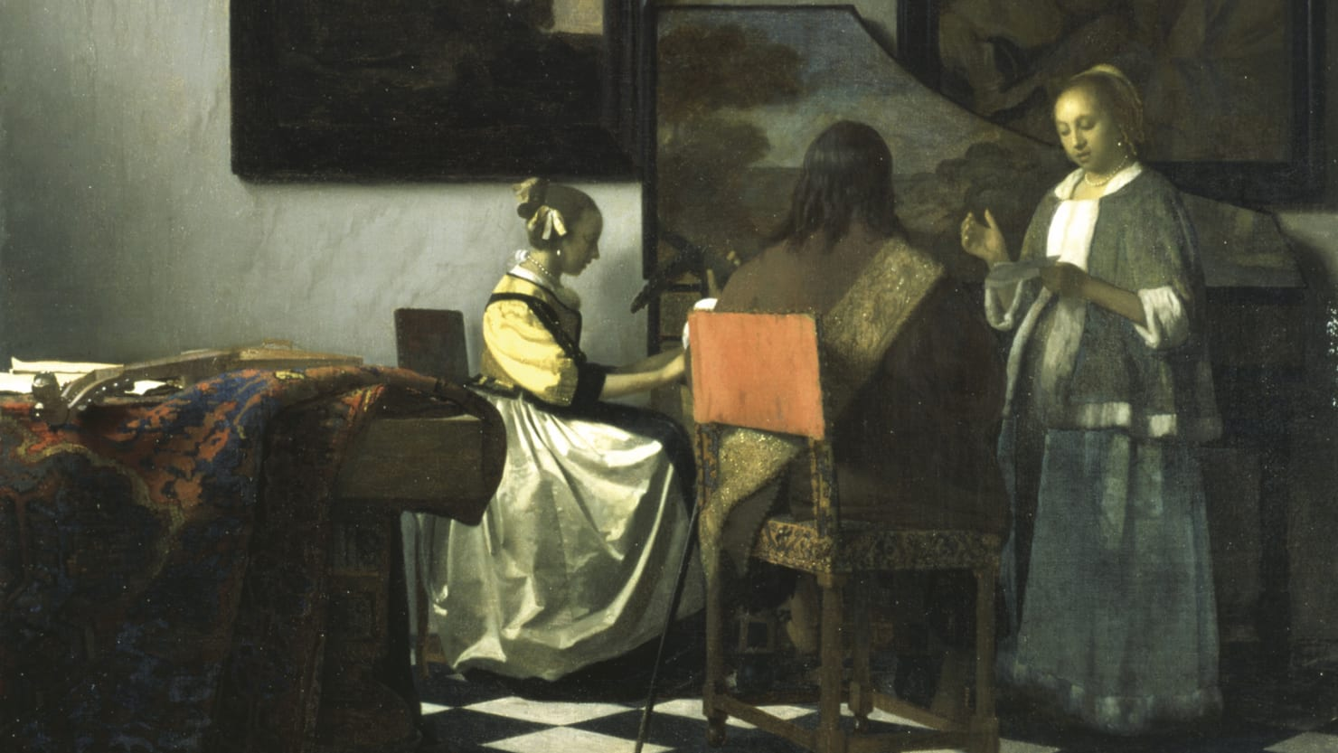 Most Wanted: Vermeer's 'The Concert,' the World's Most ...