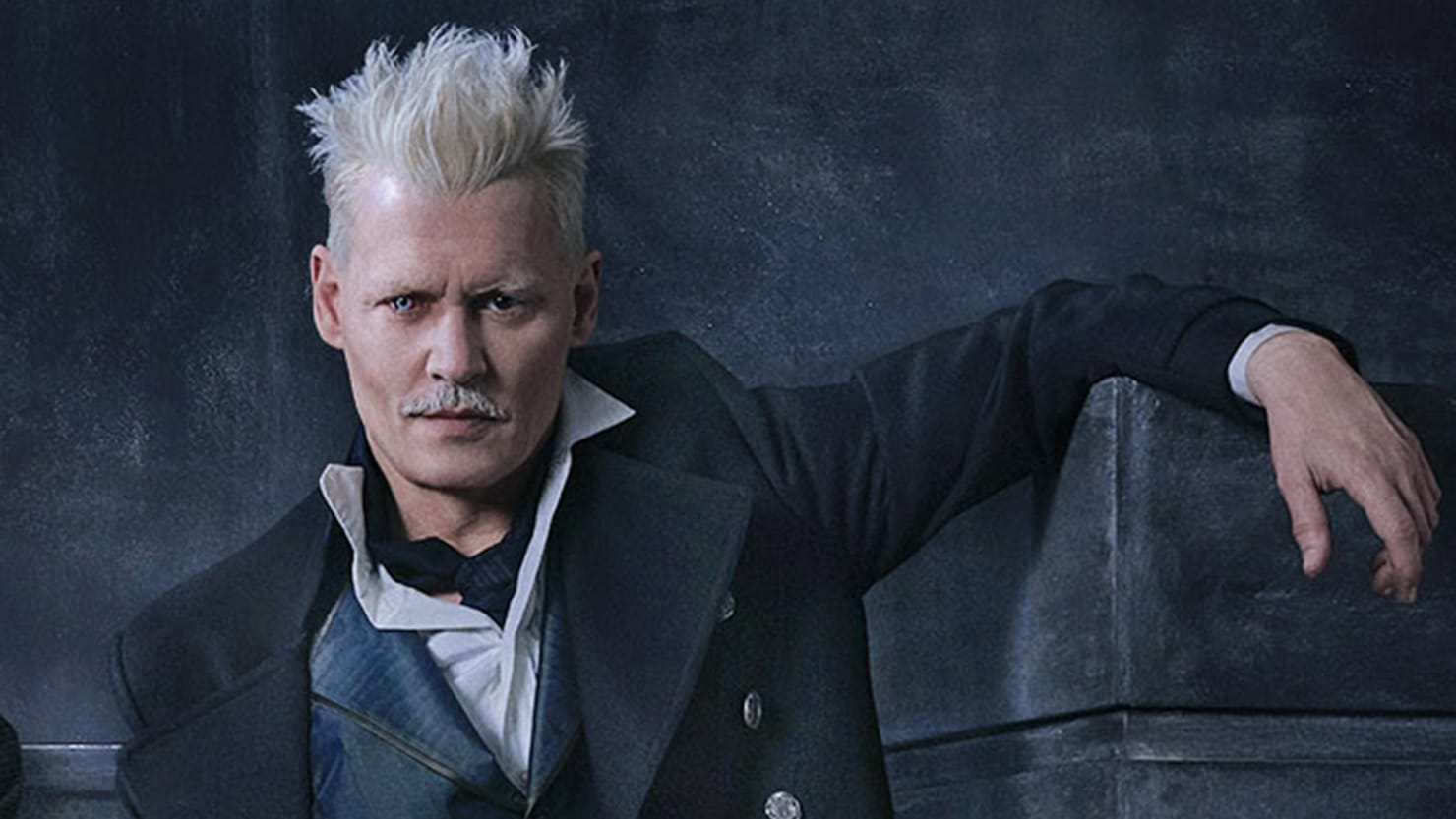 J.K. Rowling's Cowardly Defense of Alleged Abuser Johnny Depp in 'Fantastic Beasts'