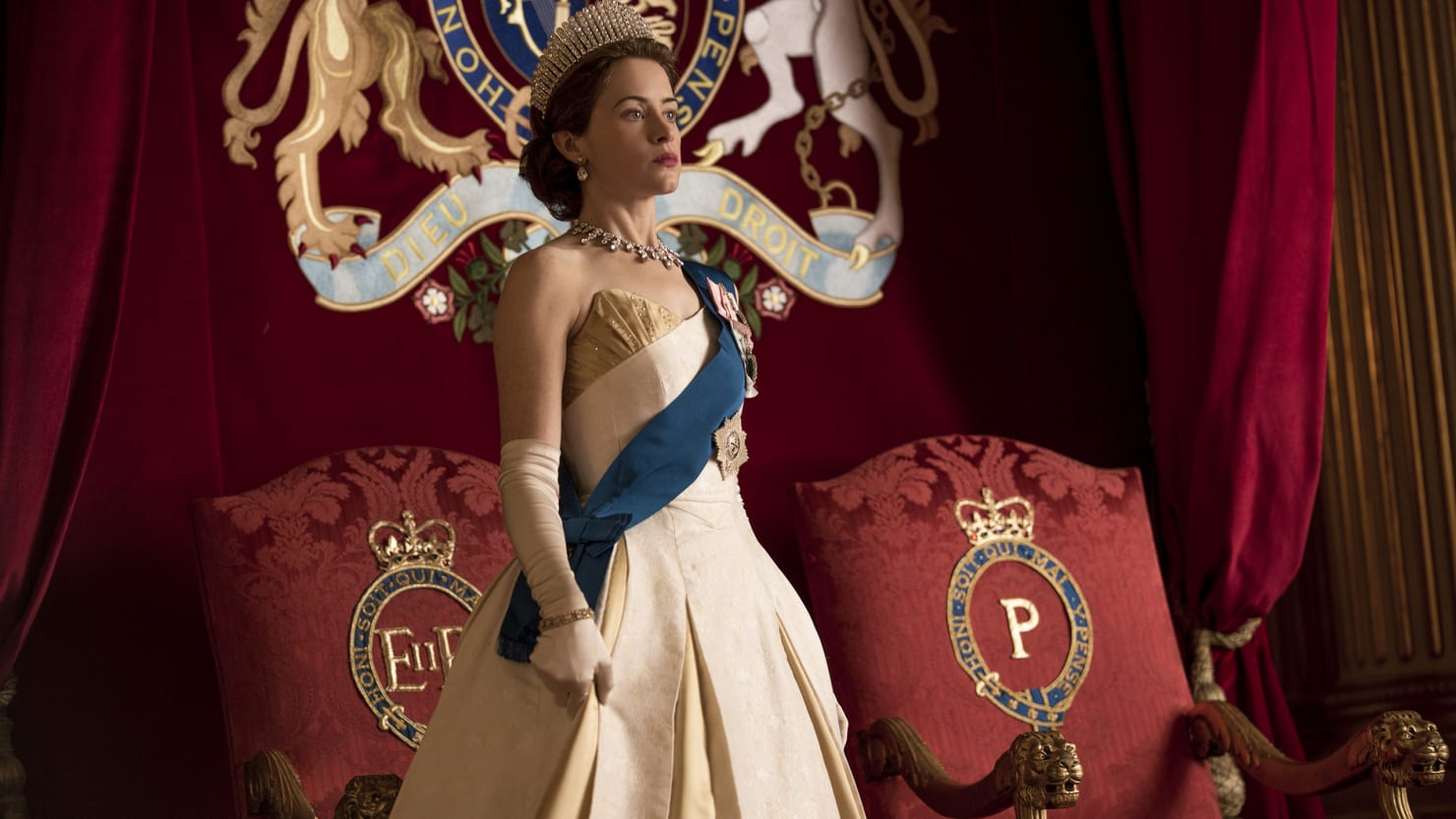 """""""The Crown"""" Is Coming cover image"""