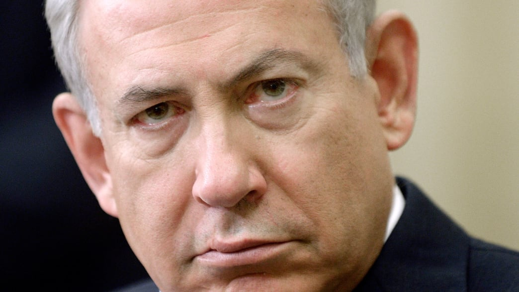 Hey, Bibi: You Manage Your Border, We'll Manage Ours