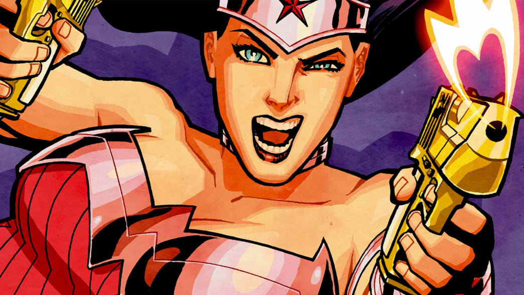 Wonder Woman's Creation Story Is Wilder Than You Could Ever Imagine