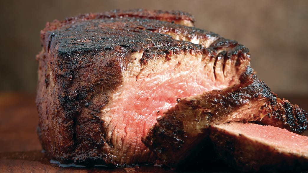 A Top Chef's Secret to Cooking the Perfect Steak