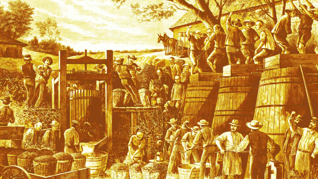 Unearthing California's Pre-Prohibition Wine Roots