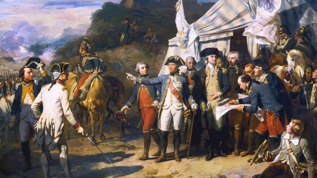The French General Who Outfoxed George Washington—and Helped Him Save America