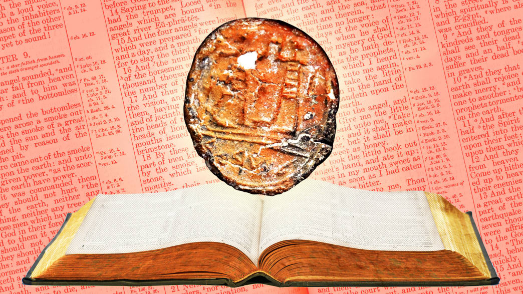 Does This Tiny Piece of Clay Mean the Bible Is True?
