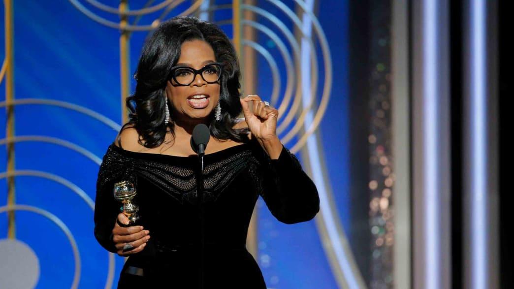 Oprah for President? Why Oprah Winfrey's Golden Globes Stump Speech Just Changed Everything