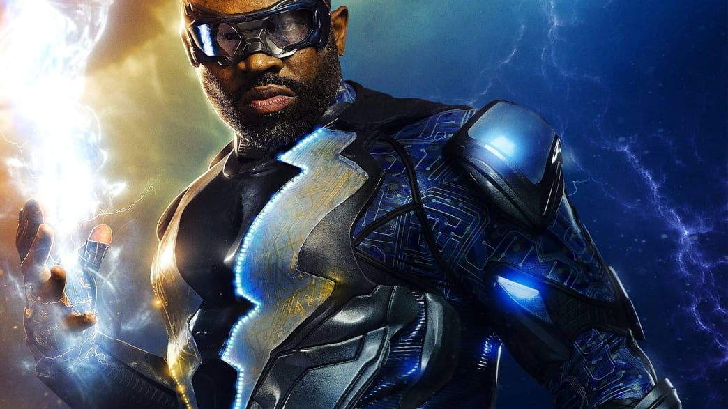 'Black Lightning' Is the Black Superhero Television's Been Waiting For