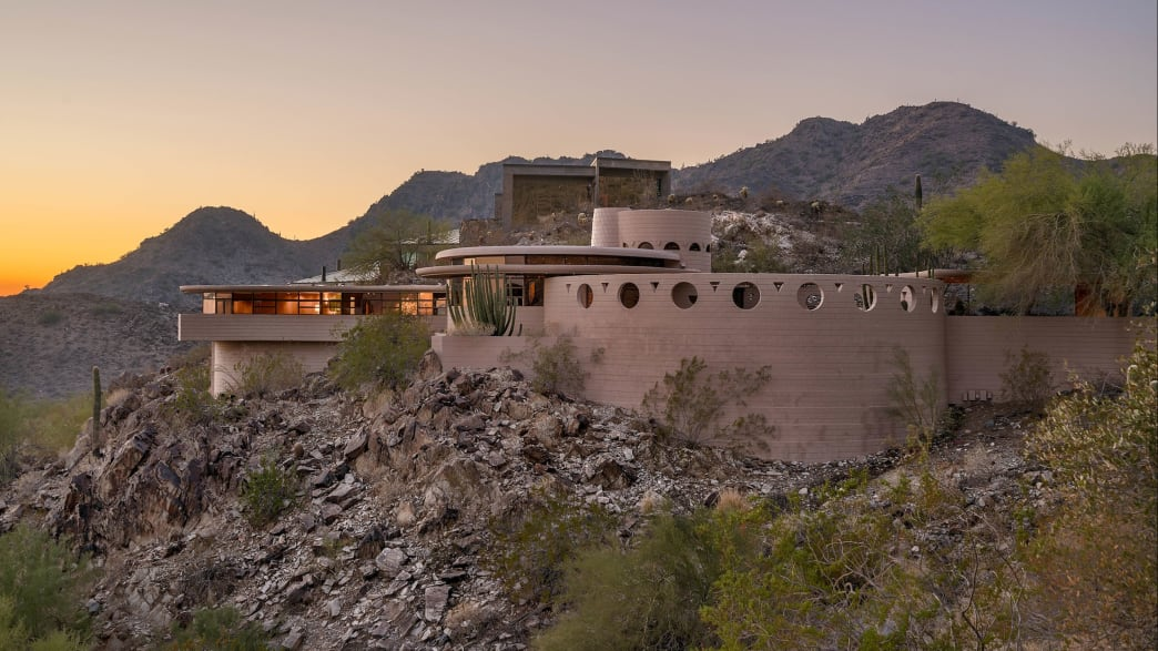 OMG, I Want This House: Frank Lloyd Wright in Phoenix (Photos)