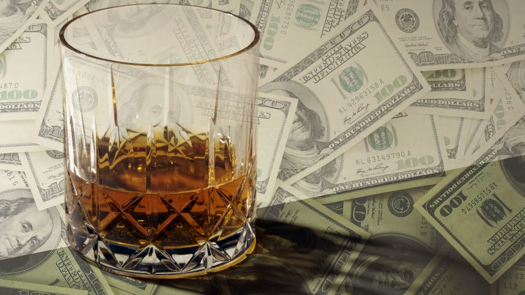 Why Is Bourbon So Damn Expensive