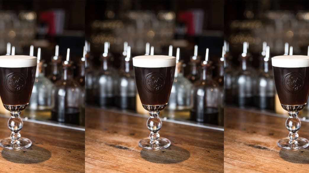 The Secret to the Dead Rabbit's Irish Coffee