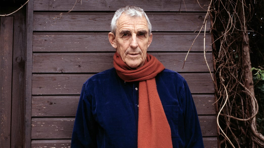 Eating With Literary Giant Peter Matthiessen