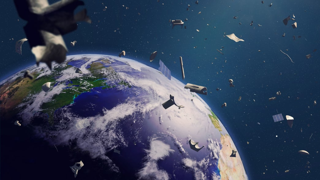 The Hidden Danger of Cleaning Up Our Space Junk