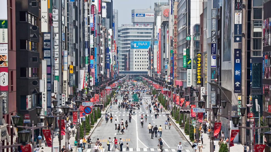 Ginza, Tokyo's Best Hidden Spots