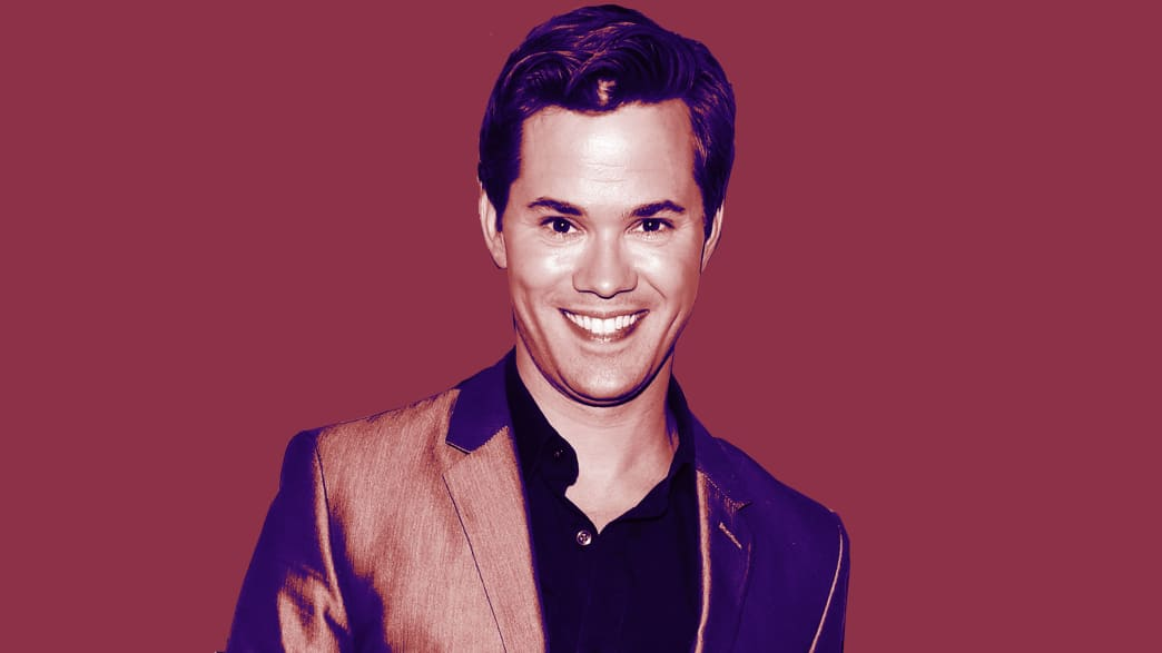 'Black Monday' Star Andrew Rannells Talks About Everything, Even—Gasp!—Gay Sex