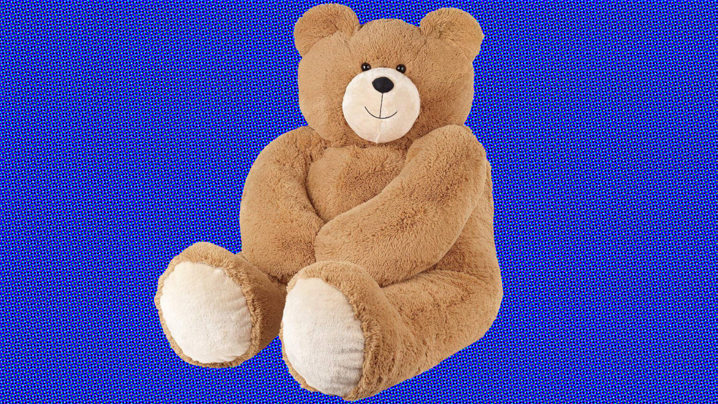 These Teddy Bears Are Classic Valentine's Day Fare Because We're All Fond of Fur